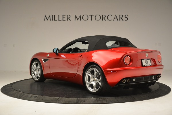 Used 2009 Alfa Romeo 8c Spider for sale Sold at Alfa Romeo of Greenwich in Greenwich CT 06830 15