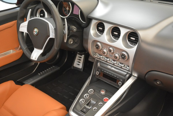 Used 2009 Alfa Romeo 8c Spider for sale Sold at Alfa Romeo of Greenwich in Greenwich CT 06830 23