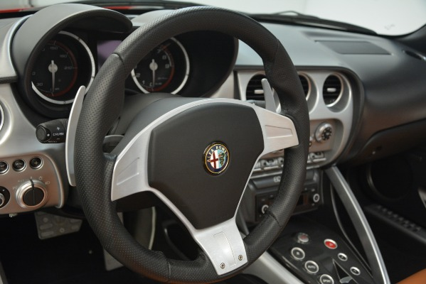 Used 2009 Alfa Romeo 8c Spider for sale Sold at Alfa Romeo of Greenwich in Greenwich CT 06830 24