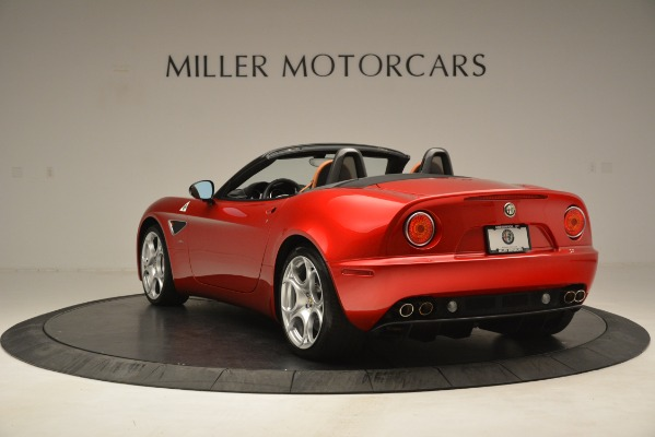 Used 2009 Alfa Romeo 8c Spider for sale Sold at Alfa Romeo of Greenwich in Greenwich CT 06830 5