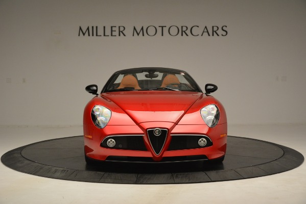 Used 2009 Alfa Romeo 8c Spider for sale Sold at Alfa Romeo of Greenwich in Greenwich CT 06830 7