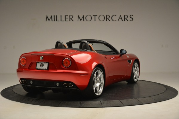 Used 2009 Alfa Romeo 8c Spider for sale Sold at Alfa Romeo of Greenwich in Greenwich CT 06830 8