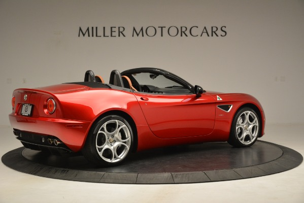 Used 2009 Alfa Romeo 8c Spider for sale Sold at Alfa Romeo of Greenwich in Greenwich CT 06830 9