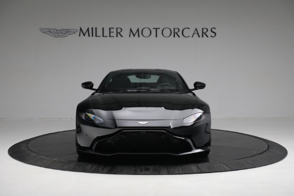 New 2019 Aston Martin Vantage V8 for sale Sold at Alfa Romeo of Greenwich in Greenwich CT 06830 11