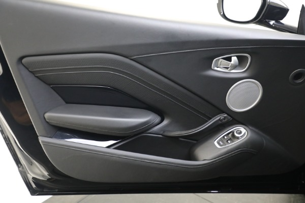 New 2019 Aston Martin Vantage V8 for sale Sold at Alfa Romeo of Greenwich in Greenwich CT 06830 15