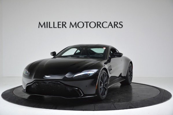 New 2019 Aston Martin Vantage V8 for sale Sold at Alfa Romeo of Greenwich in Greenwich CT 06830 2