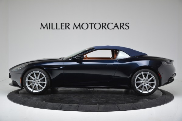 New 2019 Aston Martin DB11 V8 for sale Sold at Alfa Romeo of Greenwich in Greenwich CT 06830 14