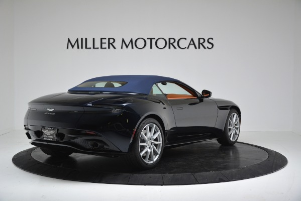 New 2019 Aston Martin DB11 V8 for sale Sold at Alfa Romeo of Greenwich in Greenwich CT 06830 17