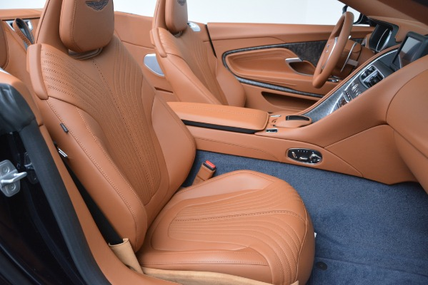 New 2019 Aston Martin DB11 V8 for sale Sold at Alfa Romeo of Greenwich in Greenwich CT 06830 27