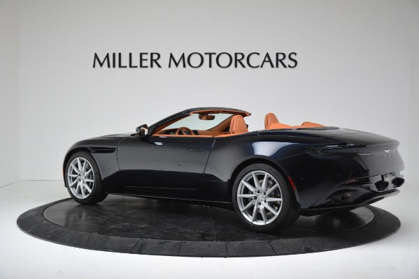 New 2019 Aston Martin DB11 V8 for sale Sold at Alfa Romeo of Greenwich in Greenwich CT 06830 4