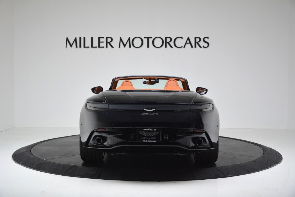 New 2019 Aston Martin DB11 V8 for sale Sold at Alfa Romeo of Greenwich in Greenwich CT 06830 6