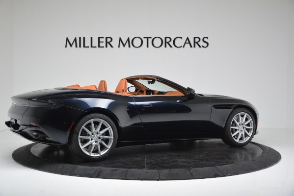 New 2019 Aston Martin DB11 V8 for sale Sold at Alfa Romeo of Greenwich in Greenwich CT 06830 8