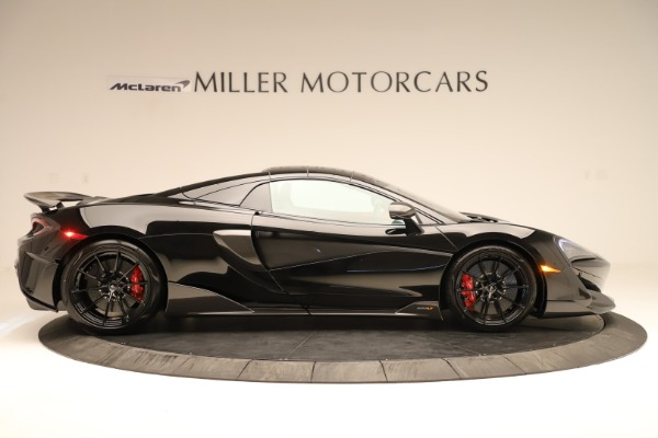 Used 2020 McLaren 600LT Spider for sale $249,900 at Alfa Romeo of Greenwich in Greenwich CT 06830 14