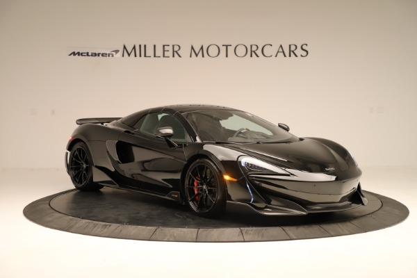 Used 2020 McLaren 600LT Spider for sale $249,900 at Alfa Romeo of Greenwich in Greenwich CT 06830 15