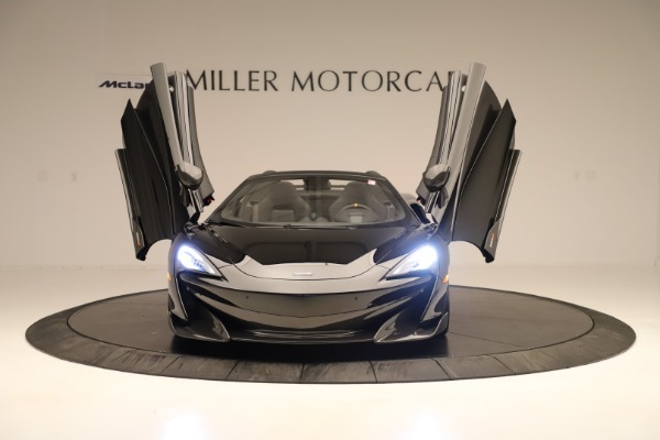 Used 2020 McLaren 600LT Spider for sale $249,900 at Alfa Romeo of Greenwich in Greenwich CT 06830 16