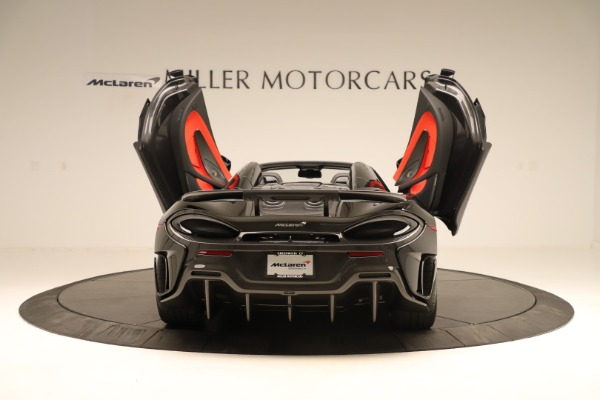 Used 2020 McLaren 600LT Spider for sale $249,900 at Alfa Romeo of Greenwich in Greenwich CT 06830 20