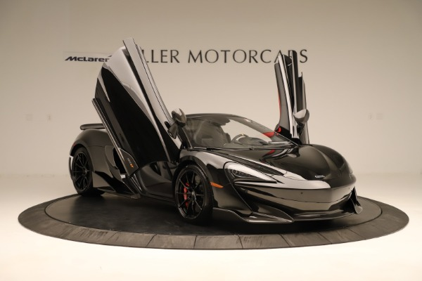 Used 2020 McLaren 600LT Spider for sale $249,900 at Alfa Romeo of Greenwich in Greenwich CT 06830 23