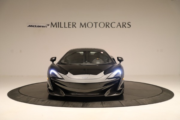 Used 2020 McLaren 600LT Spider for sale $249,900 at Alfa Romeo of Greenwich in Greenwich CT 06830 8