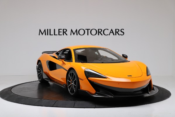 New 2019 McLaren 600LT Coupe for sale $279,310 at Alfa Romeo of Greenwich in Greenwich CT 06830 11