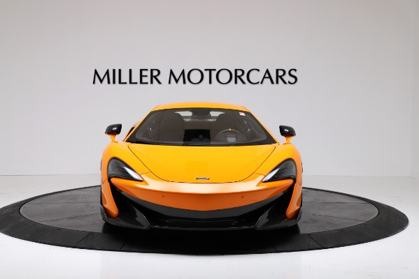 New 2019 McLaren 600LT Coupe for sale $279,310 at Alfa Romeo of Greenwich in Greenwich CT 06830 12