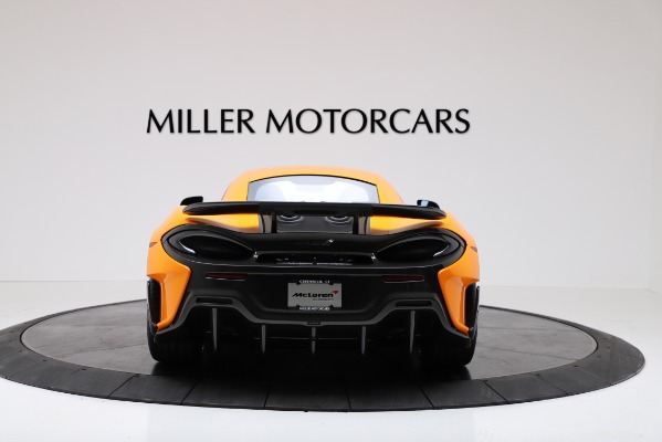 New 2019 McLaren 600LT Coupe for sale $279,310 at Alfa Romeo of Greenwich in Greenwich CT 06830 6