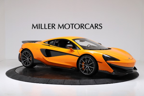 New 2019 McLaren 600LT Coupe for sale $279,310 at Alfa Romeo of Greenwich in Greenwich CT 06830 10