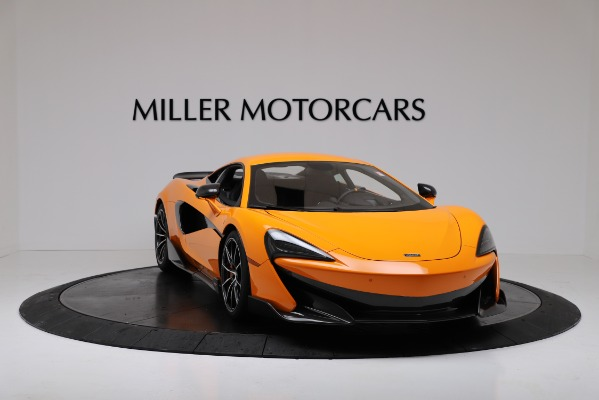 New 2019 McLaren 600LT for sale $279,310 at Alfa Romeo of Greenwich in Greenwich CT 06830 11