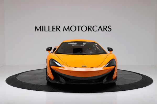 New 2019 McLaren 600LT for sale $279,310 at Alfa Romeo of Greenwich in Greenwich CT 06830 12