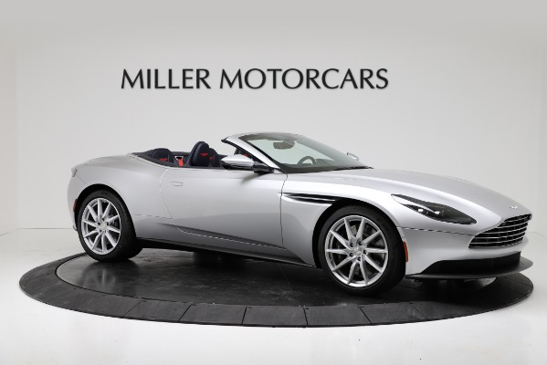 New 2019 Aston Martin DB11 V8 for sale Sold at Alfa Romeo of Greenwich in Greenwich CT 06830 10