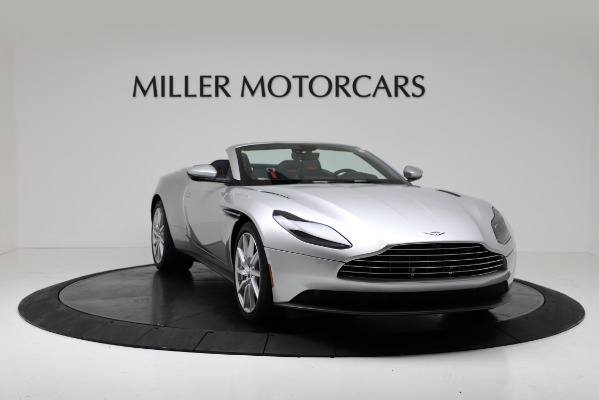 New 2019 Aston Martin DB11 V8 for sale Sold at Alfa Romeo of Greenwich in Greenwich CT 06830 11