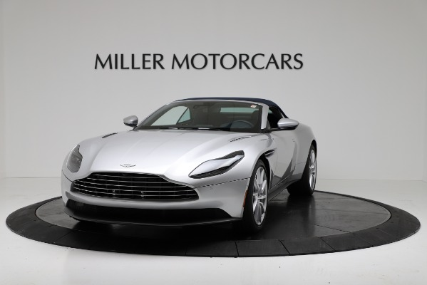 New 2019 Aston Martin DB11 V8 for sale Sold at Alfa Romeo of Greenwich in Greenwich CT 06830 13