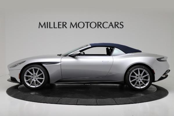 Used 2019 Aston Martin DB11 Volante for sale $209,990 at Alfa Romeo of Greenwich in Greenwich CT 06830 14