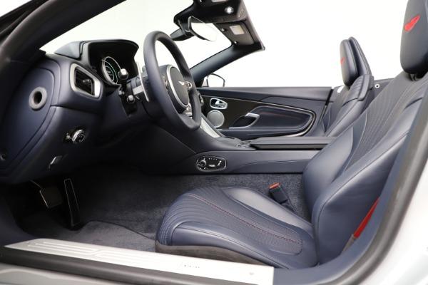 Used 2019 Aston Martin DB11 Volante for sale $209,990 at Alfa Romeo of Greenwich in Greenwich CT 06830 21