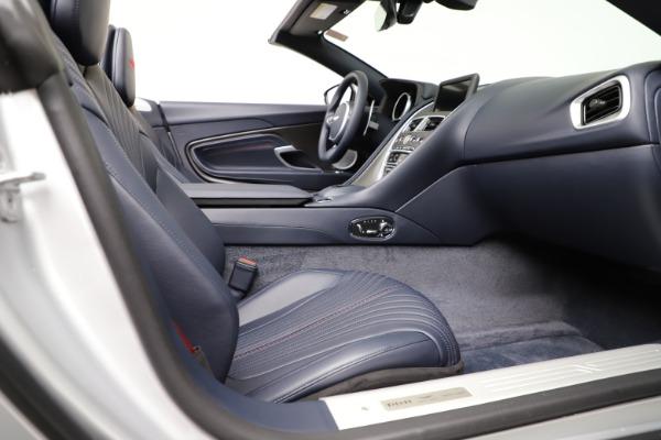 Used 2019 Aston Martin DB11 Volante for sale $209,990 at Alfa Romeo of Greenwich in Greenwich CT 06830 26