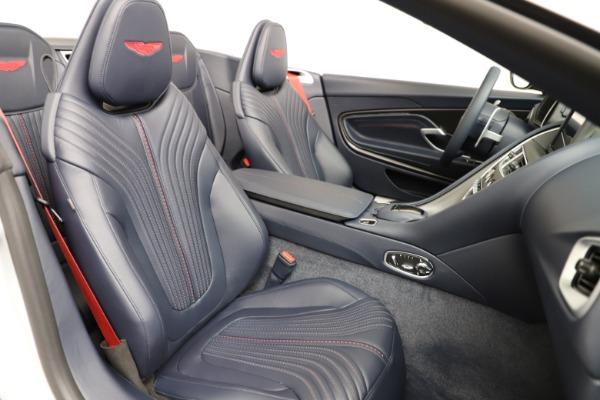 Used 2019 Aston Martin DB11 Volante for sale $209,990 at Alfa Romeo of Greenwich in Greenwich CT 06830 27