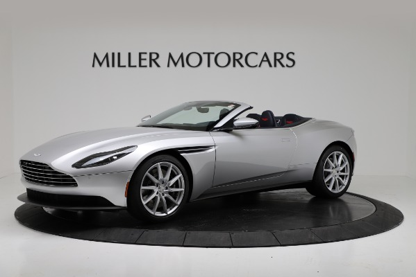 New 2019 Aston Martin DB11 V8 for sale Sold at Alfa Romeo of Greenwich in Greenwich CT 06830 1