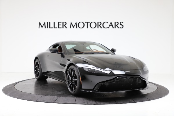 New 2020 Aston Martin Vantage Coupe for sale Sold at Alfa Romeo of Greenwich in Greenwich CT 06830 11