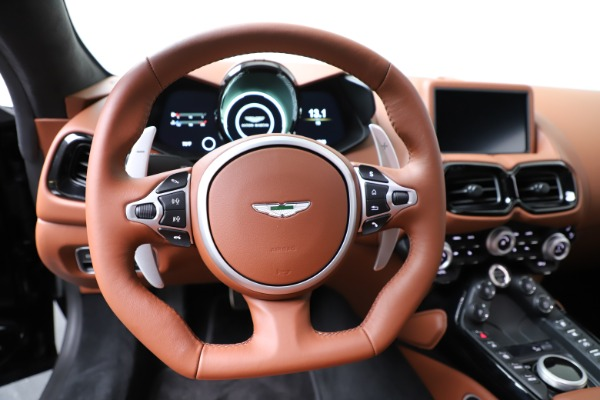 New 2020 Aston Martin Vantage Coupe for sale Sold at Alfa Romeo of Greenwich in Greenwich CT 06830 21