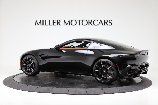 New 2020 Aston Martin Vantage Coupe for sale Sold at Alfa Romeo of Greenwich in Greenwich CT 06830 4