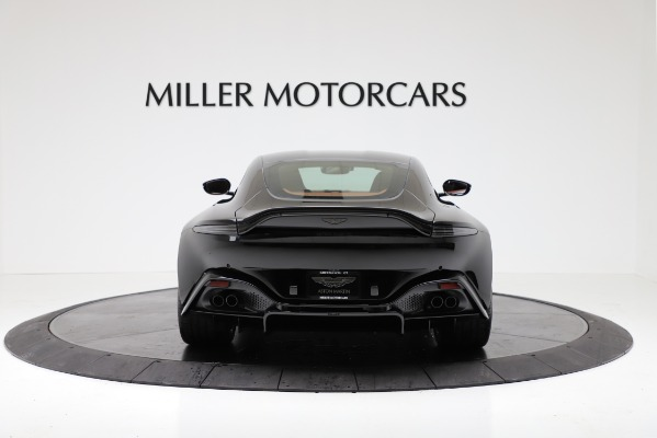 New 2020 Aston Martin Vantage Coupe for sale Sold at Alfa Romeo of Greenwich in Greenwich CT 06830 6
