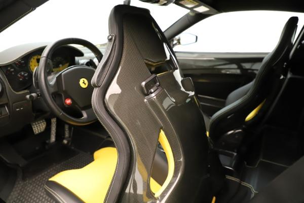 Used 2008 Ferrari F430 Scuderia for sale Sold at Alfa Romeo of Greenwich in Greenwich CT 06830 23