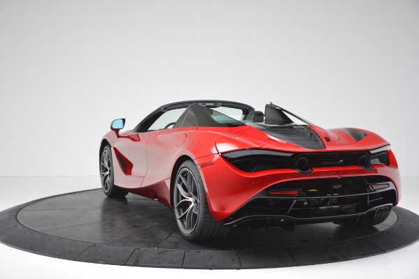 New 2020 McLaren 720S SPIDER Convertible for sale Sold at Alfa Romeo of Greenwich in Greenwich CT 06830 19