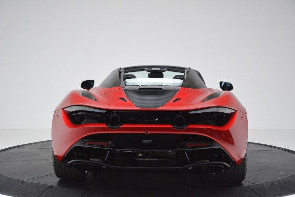 New 2020 McLaren 720S SPIDER Convertible for sale Sold at Alfa Romeo of Greenwich in Greenwich CT 06830 20