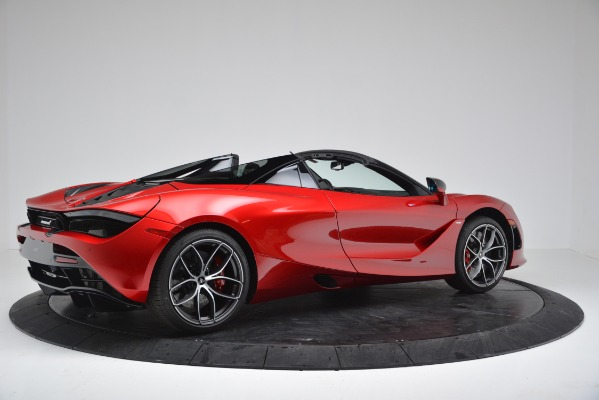 New 2020 McLaren 720S SPIDER Convertible for sale Sold at Alfa Romeo of Greenwich in Greenwich CT 06830 23