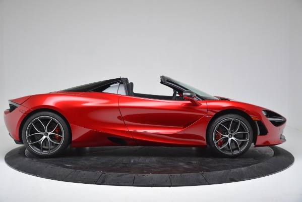 New 2020 McLaren 720S SPIDER Convertible for sale Sold at Alfa Romeo of Greenwich in Greenwich CT 06830 24