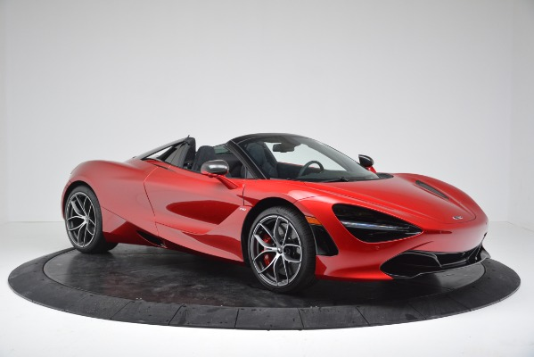 New 2020 McLaren 720S SPIDER Convertible for sale Sold at Alfa Romeo of Greenwich in Greenwich CT 06830 25