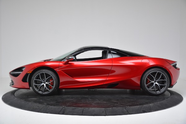New 2020 McLaren 720S SPIDER Convertible for sale Sold at Alfa Romeo of Greenwich in Greenwich CT 06830 5