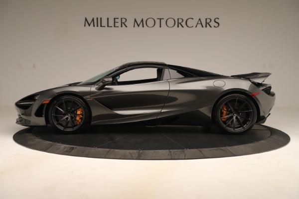 New 2020 McLaren 720S SPIDER Convertible for sale Sold at Alfa Romeo of Greenwich in Greenwich CT 06830 11