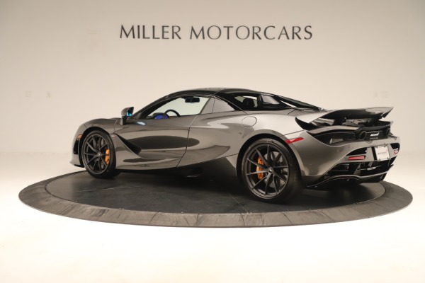 New 2020 McLaren 720S SPIDER Convertible for sale Sold at Alfa Romeo of Greenwich in Greenwich CT 06830 12