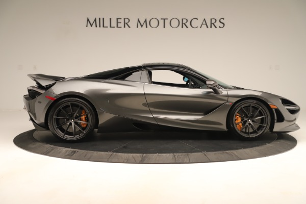 New 2020 McLaren 720S SPIDER Convertible for sale Sold at Alfa Romeo of Greenwich in Greenwich CT 06830 15